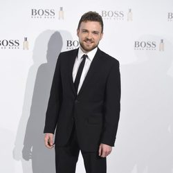 Adam Jezierski en la fiesta de 'Boss Bottled' de Hugo Boss en Madrid
