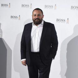 Pepón Nieto en la fiesta de 'Boss Bottled' de Hugo Boss en Madrid