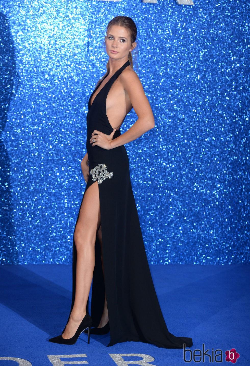 Millie Mackintosh en el estreno de 'Zoolander 2' en Londres