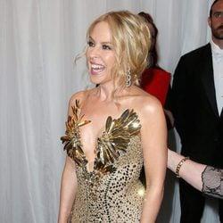 Kylie Minogue en la Gala de los Prince's Trust Awards 2016