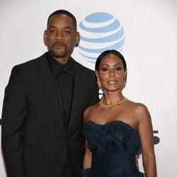 Will Smith y Jada Pinkett Smith en los Premios NAACP 2016