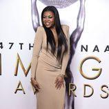 Taraji P. Henson en los Premios NAACP 2016