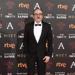 Fernando Guillén Cuervo en la alfombra roja de los Premios Goya 2016