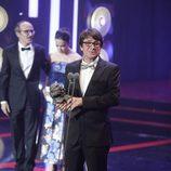 Antón Laguna ganador del Goya a Mejor Dirección Artística 2016