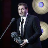 Jorge Coira ganador del Goya a Mejor Montaje 2016