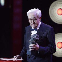 Mariano Ozores recibe el Goya Honorífico 2016