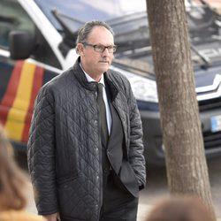 Mario Pascual Vives llega a la segunda sesión del juicio por el Caso Nóos