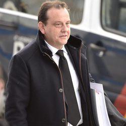 El fiscal Horrach llega a la segunda sesión del juicio por el Caso Nóos