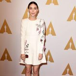 Rooney Mara en el almuerzo de los nominados a los Premios Oscar 2016