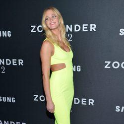 Erin Heatherton en el estreno de 'Zoolander 2' en Nueva York