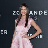Kendall Jenner en el estreno de 'Zoolander 2' en Nueva York