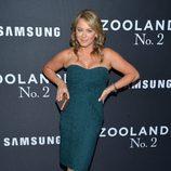 Christine Taylor en el estreno de 'Zoolander 2' en Nueva York