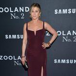 Jennifer Aniston en el estreno de 'Zoolander 2' en Nueva York