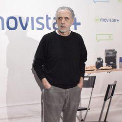Fernando Trueba en la presentación de la serie '¿Qué fue de Jorge Sanz?' en Madrid
