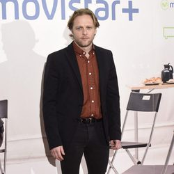 Juan Díaz en la presentación de la serie '¿Qué fue de Jorge Sanz?' en Madrid