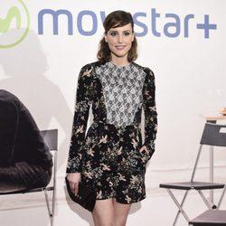 Natalia de Molina en la presentación de la serie '¿Qué fue de Jorge Sanz?' en Madrid
