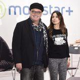 Pablo Carbonell en la presentación de la serie '¿Qué fue de Jorge Sanz?' en Madrid