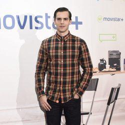 Marc Clotet en la presentación de la serie '¿Qué fue de Jorge Sanz?' en Madrid