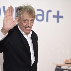 Enrique San Francisco en la presentación de la serie '¿Qué fue de Jorge Sanz?' en Madrid