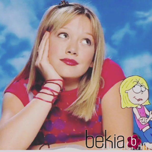 Hilary Duff Serie
