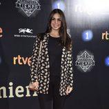Elena Furiase en la presentación de la segunda temporada de 'El Ministerio del Tiempo'