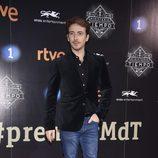 Víctor Clavijo en la presentación de la segunda temporada de 'El Ministerio del Tiempo'