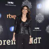 Pastora Vega en la presentación de la segunda temporada de 'El Ministerio del Tiempo'