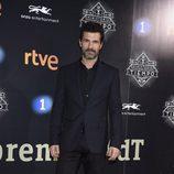 Rodolfo Sancho en la presentación de la segunda temporada de 'El Ministerio del Tiempo'