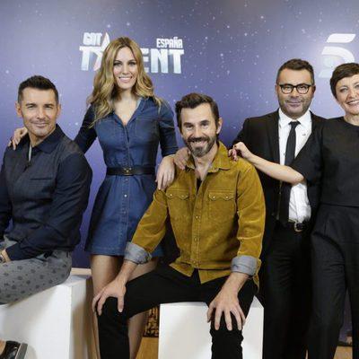 Los presentadores de 'Got Talent'