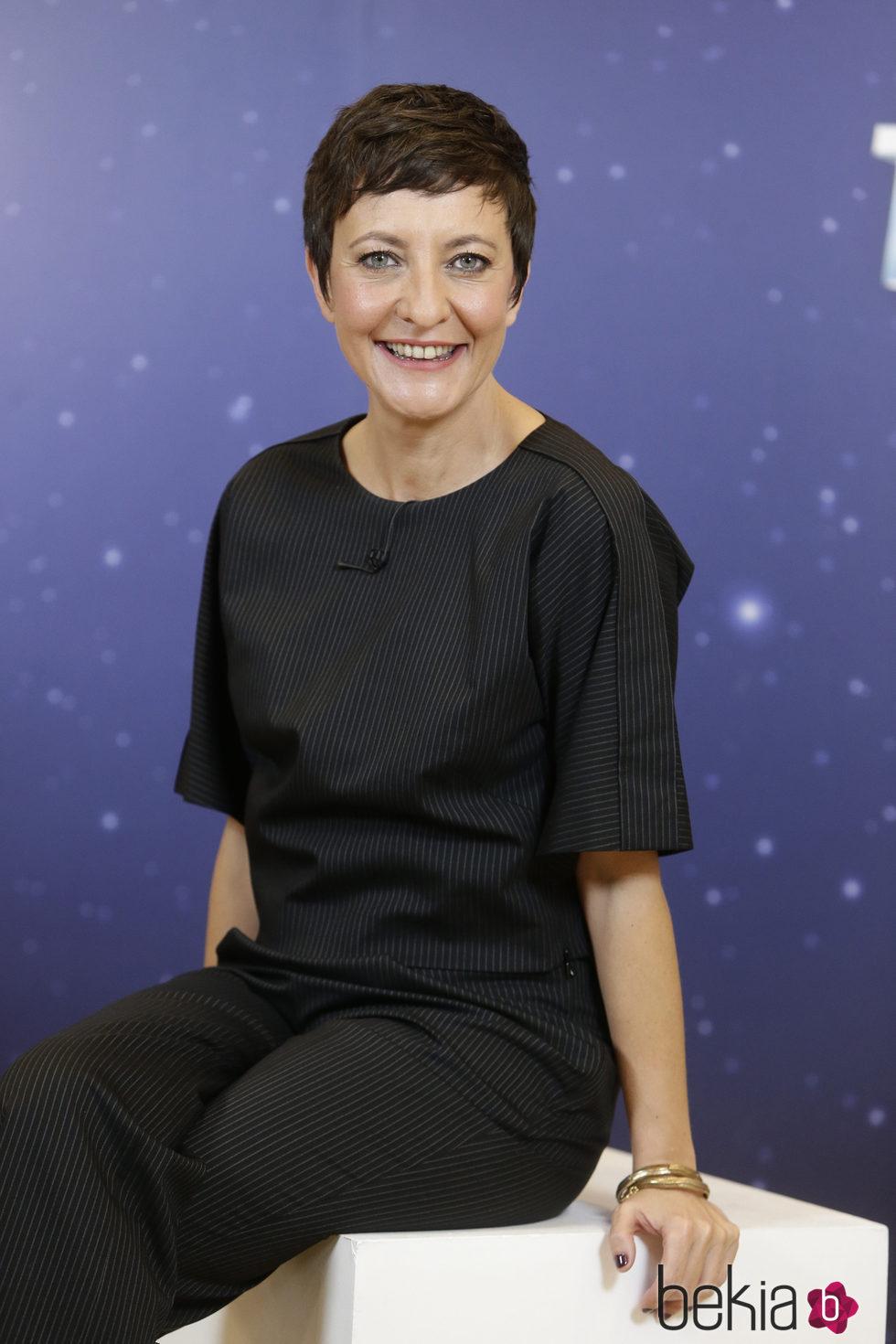 Eva Hache en la presentación de 'Got Talent'