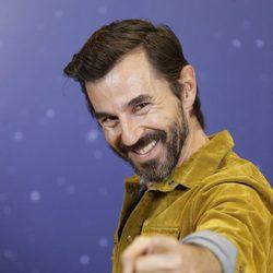 Santi Millán en la presentación de 'Got Talent'
