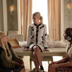 Escena de 'Scream Queens'