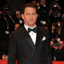Channing Tatum en la Berlinale 2016