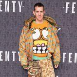 Jeremy Scott en la presentación de 'Fenty Puma' de Rihanna