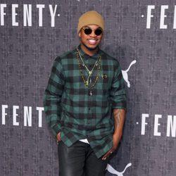 Ne-Yo en la presentación de 'Fenty Puma' de Rihanna