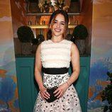 Emilia Clarke en la fiesta pre-Bafta 2016 de Charles Finch y Chanel