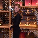 Cressidas Bonas en la fiesta pre-Bafta 2016 de Louis Vuitton