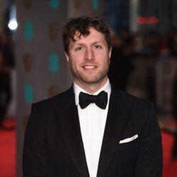 Matthew Heineman en la alfombra roja de los BAFTA 2016