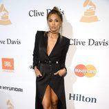 Ciara en la fiesta Clive Davis previa a los Grammy 2016
