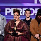 Alabama Shakes galardonada a 'Mejor Interpretación de Rock' en los Premios Grammy 2016