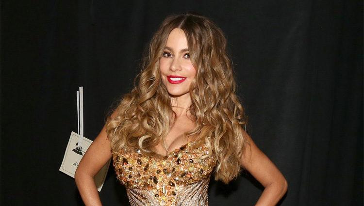 Sofia Vergara en los Grammy 2016