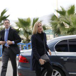 La Infanta Cristina e Iñaki Urdangarín en la sexta sesión del juicio por el Caso Nóos