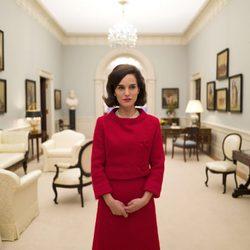 Natalie Portman como Jackie Kennedy en 'Jackie'