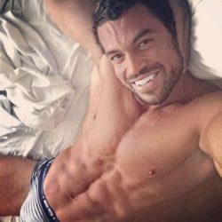 Rafa Martín luce cuerpo en sus redes sociales