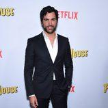 Juan Pablo Di Pace durante la presentación de 'Madres Forzosas' en Netflix
