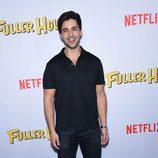 Josh Peck durante la presentación de 'Madres Forzosas' en Netflix