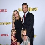 John Brotherton durante la presentación de 'Madres Forzosas' en Netflix