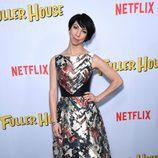 Jessica Pohly durante la presentación de 'Madres Forzosas' en Netflix