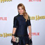 Candace Cameron Bure durante la presentación de 'Madres Forzosas' en Netflix