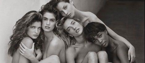 Polémica portada de las top de los 90 en la revista Vogue